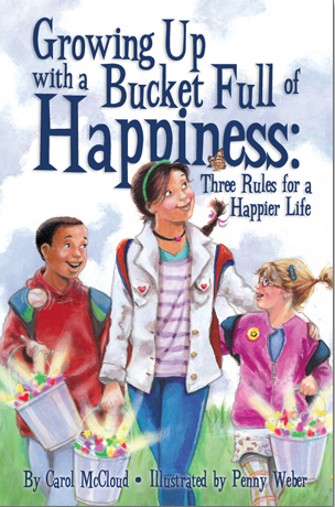 Book - Growing Up with a Bucket Full of Happiness