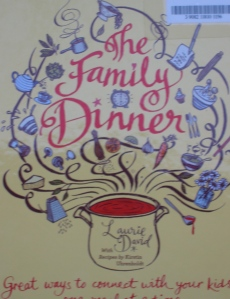 The cover of the book: The Family Dinner