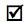 A check-box