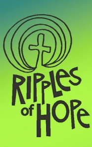 Ripples of hope Youth Worship logo