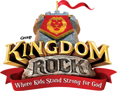 the logo for VBC - Kingdom Rock