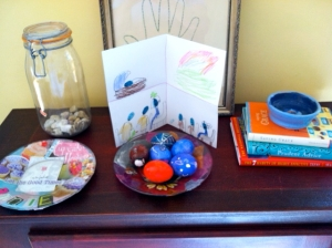 "A ""shrine"" of things that invoke the memory of God's goodness"
