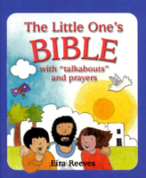 The cover of The Little One's Bible